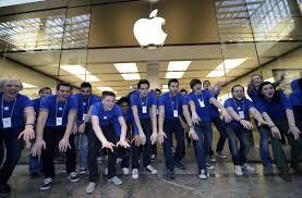 Apple company culture